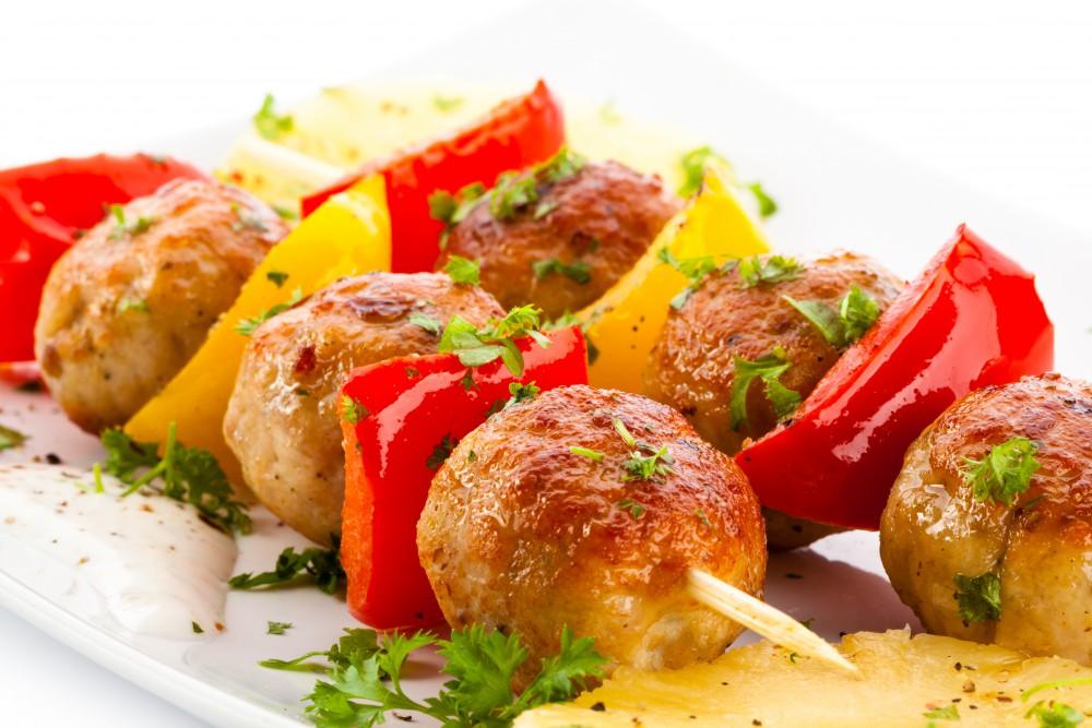 Boulettes de viandes cuisinées